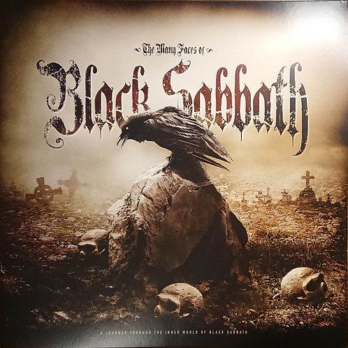 MBlack Sabbath - Faces Of Black Sabbath [Import]