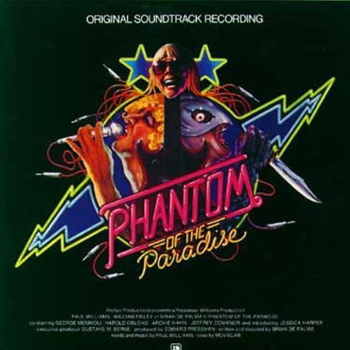 Various – Phantom Of The Paradise - Original Soundtrack Recording