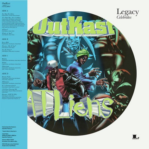 OutKast ‎ ATLiens