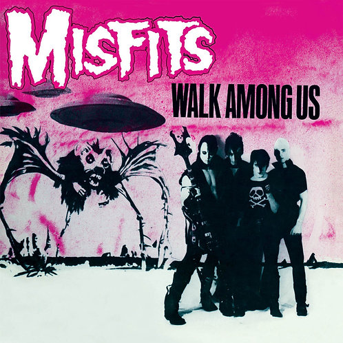 Misfits ‎ Walk Among Us