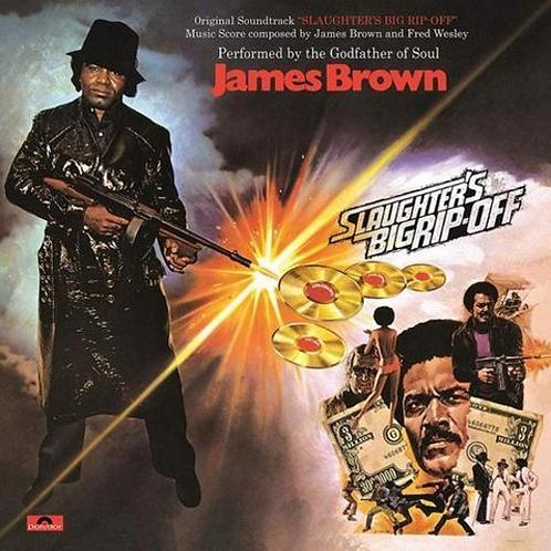 James Brown - Slaughter's Big Rip Off (Soundtrack)