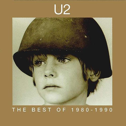 U2 – The Best Of 1980-1990