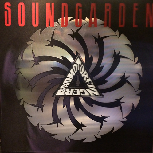 Soundgarden ‎ Badmotorfinger