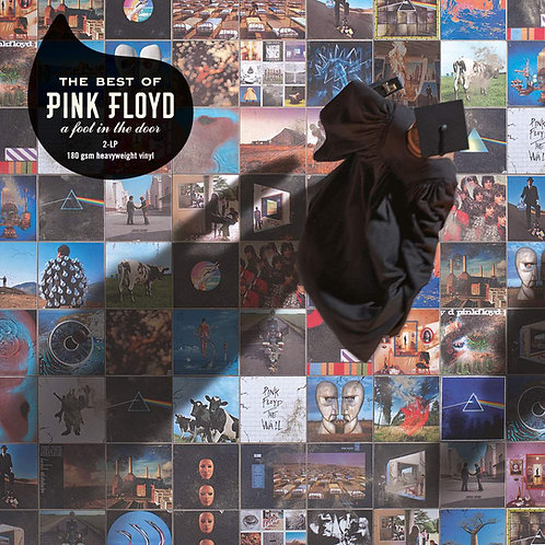 Pink Floyd  A Foot In The Door (The Best Of Pink Floyd)