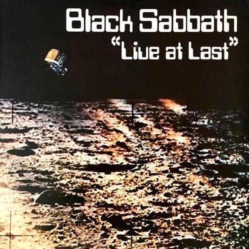 Black Sabbath – Live At Last...