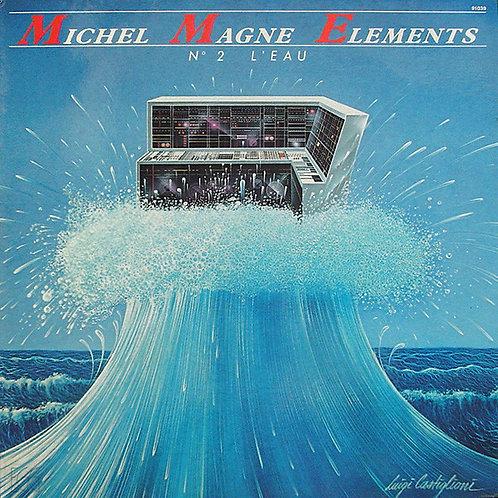 """Michel Magne – Éléments Nº 2 """"L'Eau"""""""