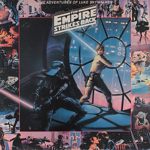 The Adventures Of Luke Skywalker: The Empire Strikes Back (Soundtrack)