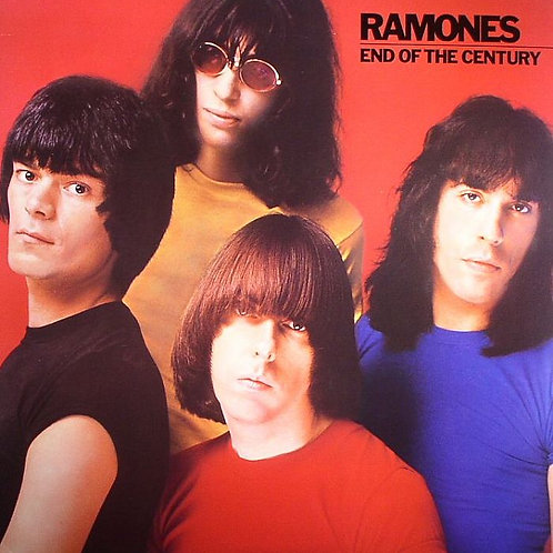 Ramones – End Of The Century