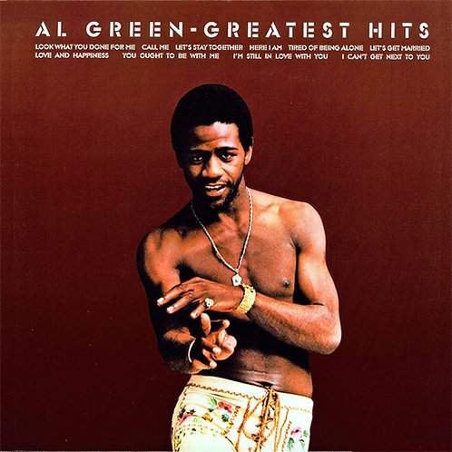 Al Green ‎- Greatest Hits