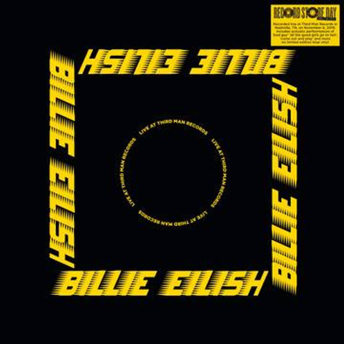 BIllie EIlish - Live At Third Man Records