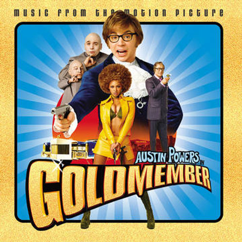 Various Artists - Music From The Motion Picture: Austin Powers in Goldmember