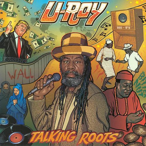 U-Roy  Talking Roots
