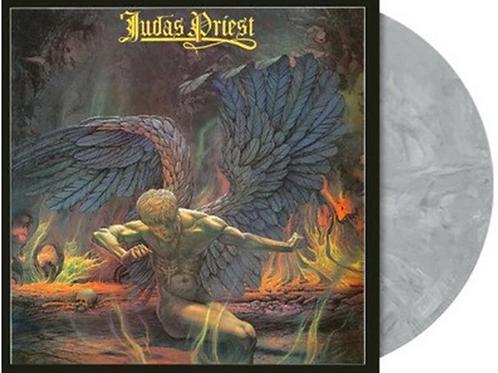 Judas Priest  Sad Wings Of Destiny Silver Vinyl
