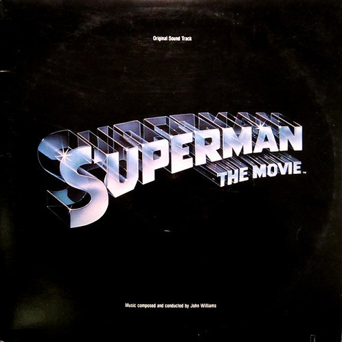 John Williams (4) – Superman The Movie (Original Sound Track)