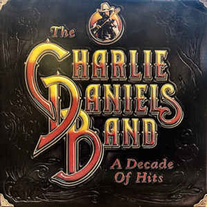 The Charlie Daniels Band ‎– A Decade Of Hits
