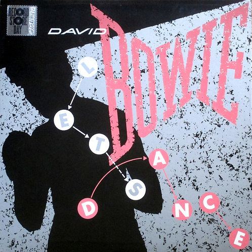 "David Bowie Let's Dance Demo (12"" inch Single)"