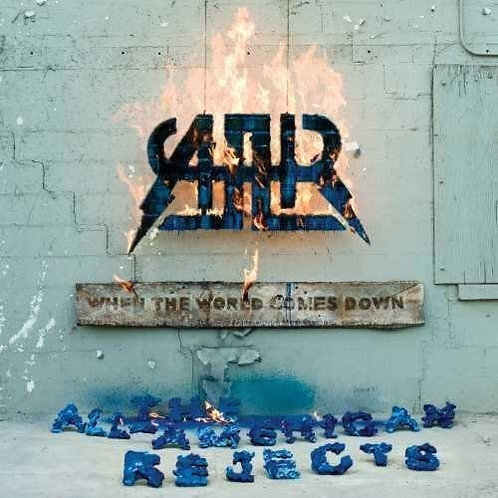 The All American Rejects - When the World Comes Down