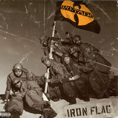 WuTang Clan – Iron Flag