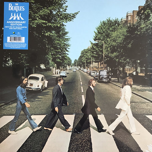 The Beatles ‎– Abbey Road Anniversary Edition