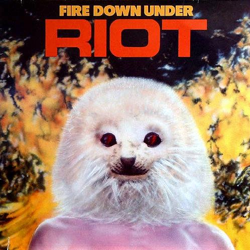Riot  – Fire Down Under