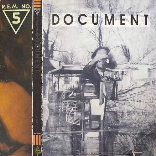 R.E.M. ‎– Document