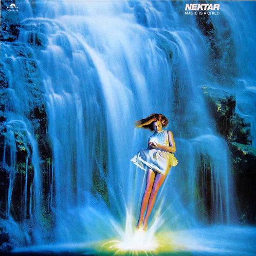 Nektar – Magic Is A Child