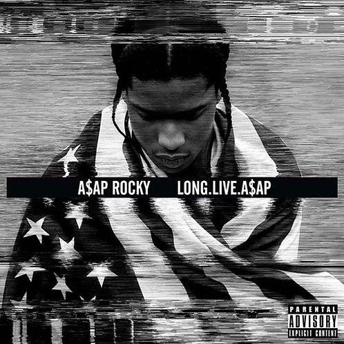 A$AP Rocky - Long live a$ap (Colored Vinyl)