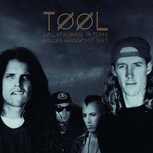 Tool - Lollapalooza In Texas, Dallas Broadcast 1993