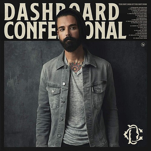 Dashboard Confessional - The Best Ones Of The Best Ones (Cream Color)