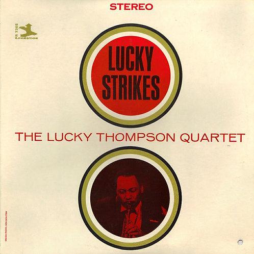 The Lucky Thompson Quartet – Lucky Strikes