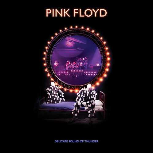 Pink Floyd - Delicate Sound Of Thunder 3LP