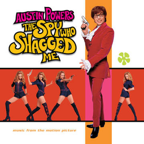 Various Artists - Austin Powers: The Spy Who Shagged Me Soundtrack