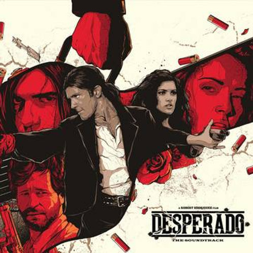 VARIOUS ARTISTS - Desperado: The Soundtrack