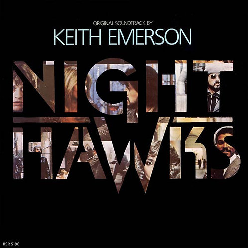 Keith Emerson ‎– Nighthawks (Original Soundtrack)
