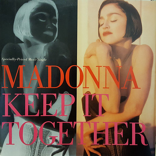Madonna ‎– Keep It Together