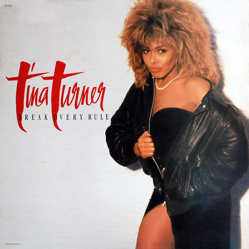 Tina Turner ‎– Break Every Rule