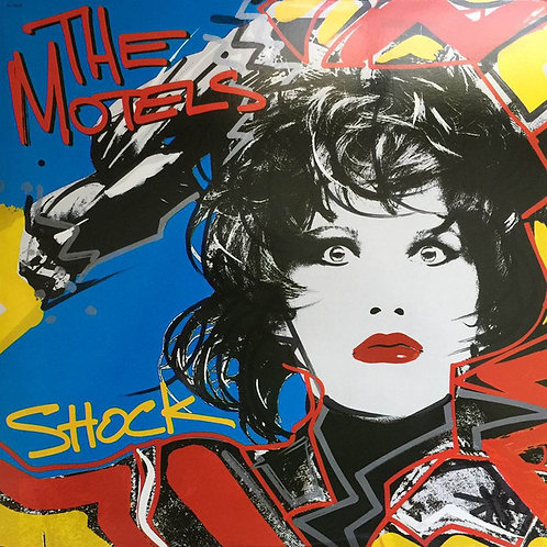 The Motels – Shock