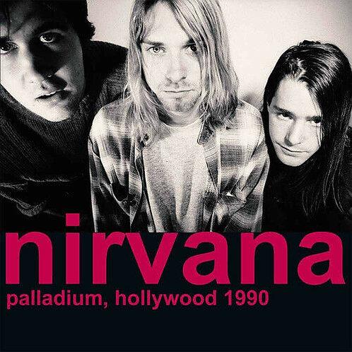 Nirvana – Palladium, Hollywood 1990