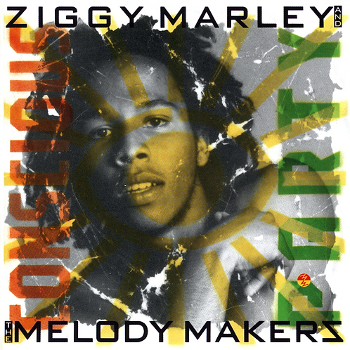 Ziggy Marley And The Melody Makers ‎