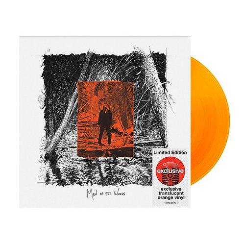 Justin Timberlake  Man Of The Woods (Orange Vinyl)