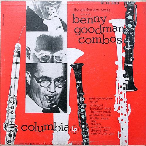 Benny Goodman – Benny Goodman Combos (Quintet, Sextet, Septet)