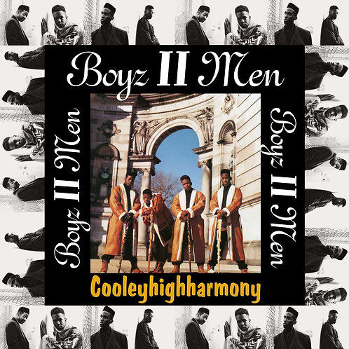 Boyz II Men ‎ Cooleyhighharmony