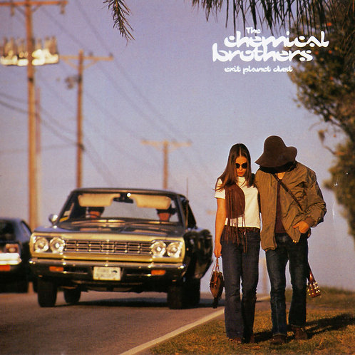 The Chemical Brothers  Exit Planet Dust
