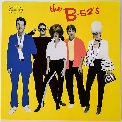 The B-52's – The B-52's