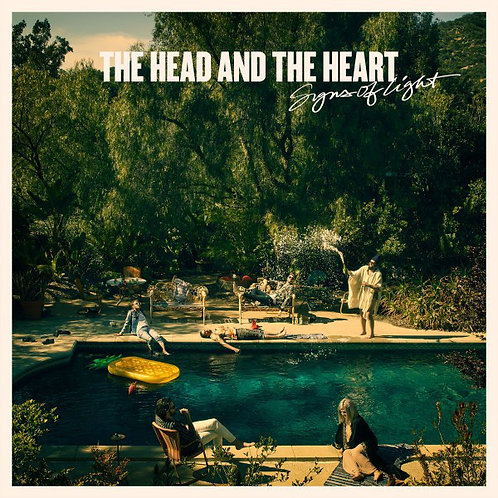 The Head And The Heart ‎– Signs Of Light