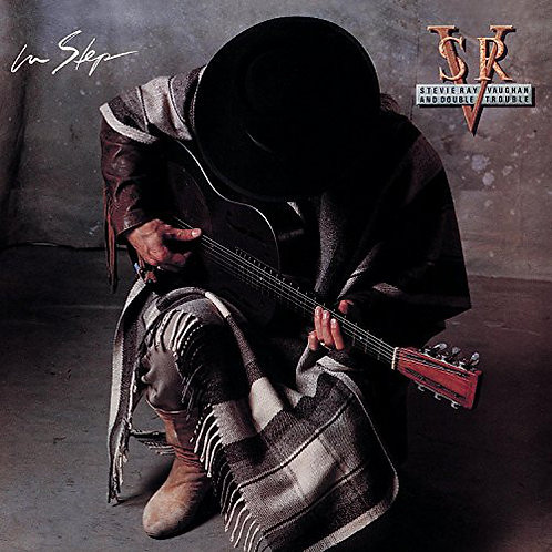 Stevie Ray Vaughan And Double Trouble In Step