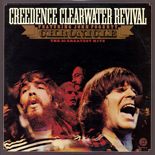 Creedence Clearwater Revival Featuring John Fogerty ‎– Chronicle