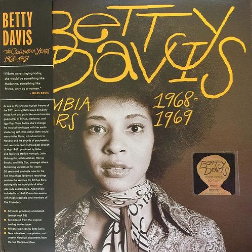 Betty Davis – The Columbia Years 1968-1969