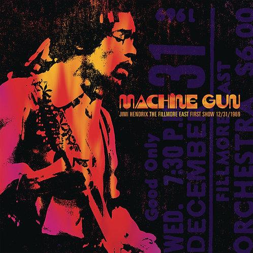 Jimi Hendrix - Machine Gun The Fillmore East First Show 12/ 31/ 1969