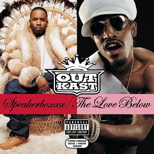 OutKast – Speakerboxxx / The Love Below